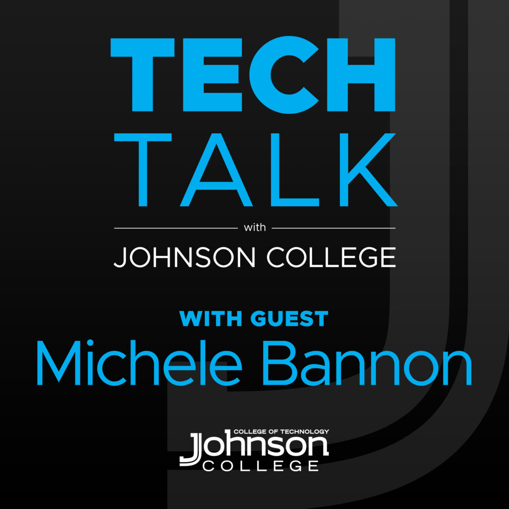 tech talk Gynis Johns
